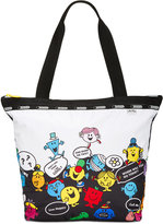 Le Sport Sac Mr. Men & Little Miss Collection Small Hailey Tote
