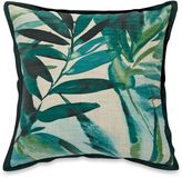 Vue Varadero 14-Inch Square Throw Pillow in Green