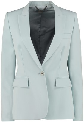 Stella McCartney Iris Single-breasted One Button Jacket
