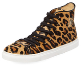 Charlotte Olympia Purrrfect Hi-Top
