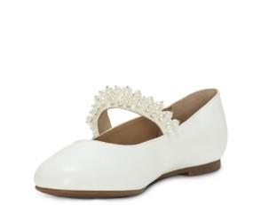 Vince Camuto Little Girls Dress Open Toe Strap Shoe