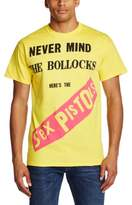 Live Nation Sex Pistols - Bollocks Men's T-Shirt