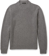 Belstaff - Margate Wool And Cashmere-blend Sweater