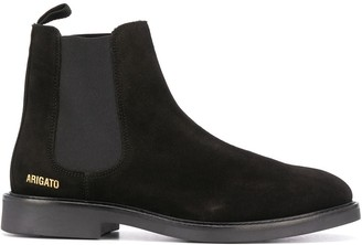 Axel Arigato slip-on leather Chelsea boots