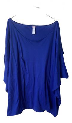 Eres Blue Cotton Swimwear