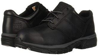 Timberland Jigsaw Oxford Steel Toe (Black) Men's Shoes