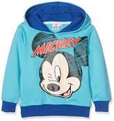 Disney Boy's 16-4535 TC Hoodie,(Manufacturer Size: 128 cm)