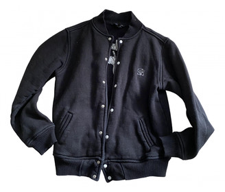Little Marc Jacobs Black Cotton Jackets & Coats