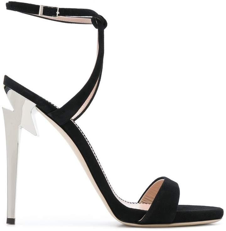 Giuseppe Zanotti Design Thunder sandals