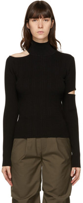 ANDERSSON BELL SSENSE Exclusive Black Jessica Sweater
