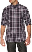 John Varvatos Peace Button Down Sportshirt
