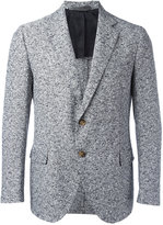 Eleventy dusty blazer - men - Cotton/Linen/Flax/Cupro - 50