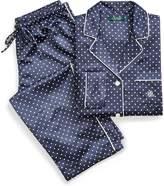 Ralph Lauren Satin Pajama Set