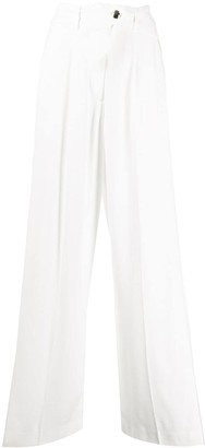 IRO Wide-Leg Tailored Trousers