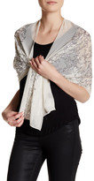 Cejon Sequin Brocade Wrap