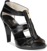 Berkley T-Strap Sandals