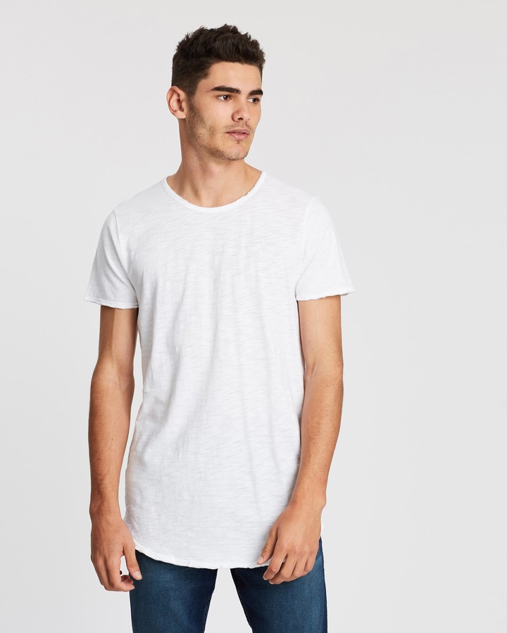 Hollister Easy Curved Hem T-Shirt