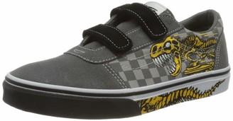 Vans Unisex Kid's Ward V - Velcro Suede Sneaker