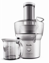 Breville the Juice Fountain Compact Wide-Mouth Slow Juicer
