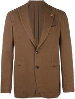 Lardini two button blazer - men - Silk/Wool - 50