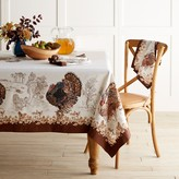Williams-Sonoma Williams Sonoma Plymouth Turkey Tablecloth
