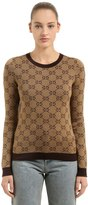 Gucci Pull-Over Col Rond En Jacquard