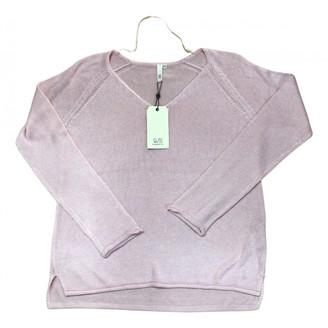 S'Oliver Pink Viscose Knitwear