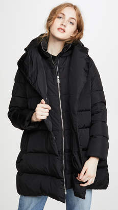 ADD Hooded Down Coat