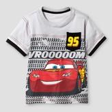Cars Toddler Boys' Pocket T-Shirt - Grey