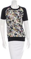 Erdem Floral Print Knit top