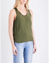 Maje Lunch crepe top