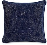 Bed Bath & Beyond Delft Square Throw Pillow in Navy