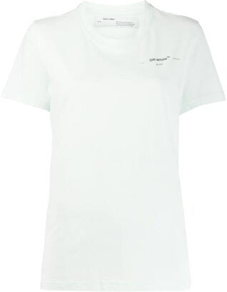 Off-White corals arrows print T-shirt