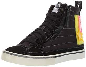 Diesel Women's D-Velows Patch W-Sneaker mid