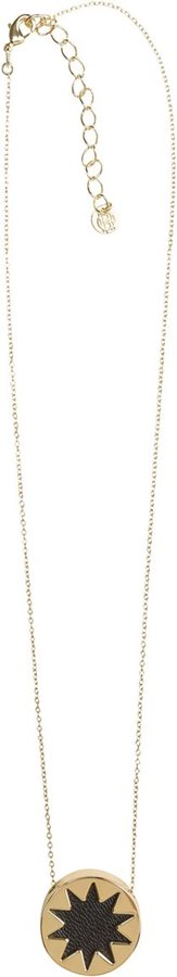 House Of Harlow Mini Starburst Pendant Necklace