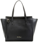 Salvatore Ferragamo Amy Large leather tote