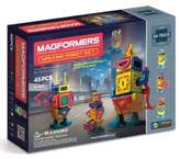 Magformers 'Walking Robot' Magnetic Wind-Up Construction Kit