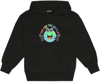 Balenciaga Kids Cotton hoodie