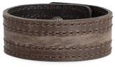 Frye 'Melissa' Leather Snap Cuff