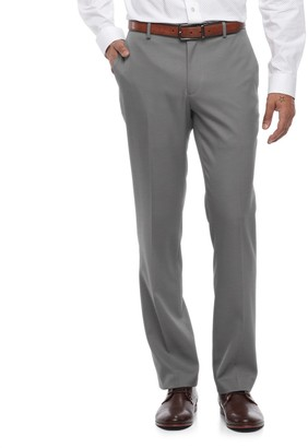 Apt. 9 Men's Extra Slim-Fit Tall Easy-Care Dress Pants