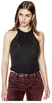 G by Guess GByGUESS Women's Cheval Sweater Vest