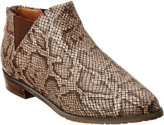 Gentle Souls By Kenneth Cole Neptune Chelsea Leather Bootie