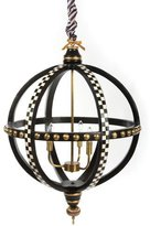 Mackenzie Childs MacKenzie-Childs Globe 3-Light Chandelier