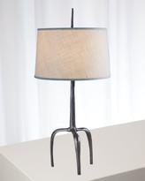 Global Views Riley Table Lamp - Bronze