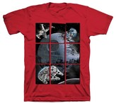 Star Wars LEGO Boys' T-Shirt - Red