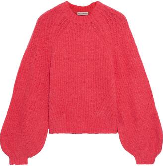 Ulla Johnson Annine Ribbed Alpaca-blend Sweater