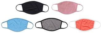 Posh Masks 5-Pack Assorted Face Mask Set