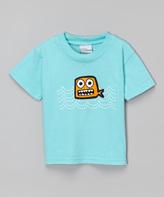 Flap Happy Big-Eyed Fish Tee - Infant Toddler & Boys