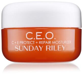 Sunday Riley BOTF C.E.O. Antioxidant Protect and Repair Moisturiser (15g)