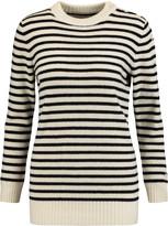 MM6 MAISON MARGIELA Striped wool sweater